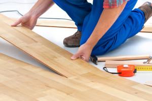 flooring fitting